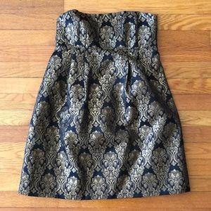 Michael by Michael Kors brocade mini dress size 4